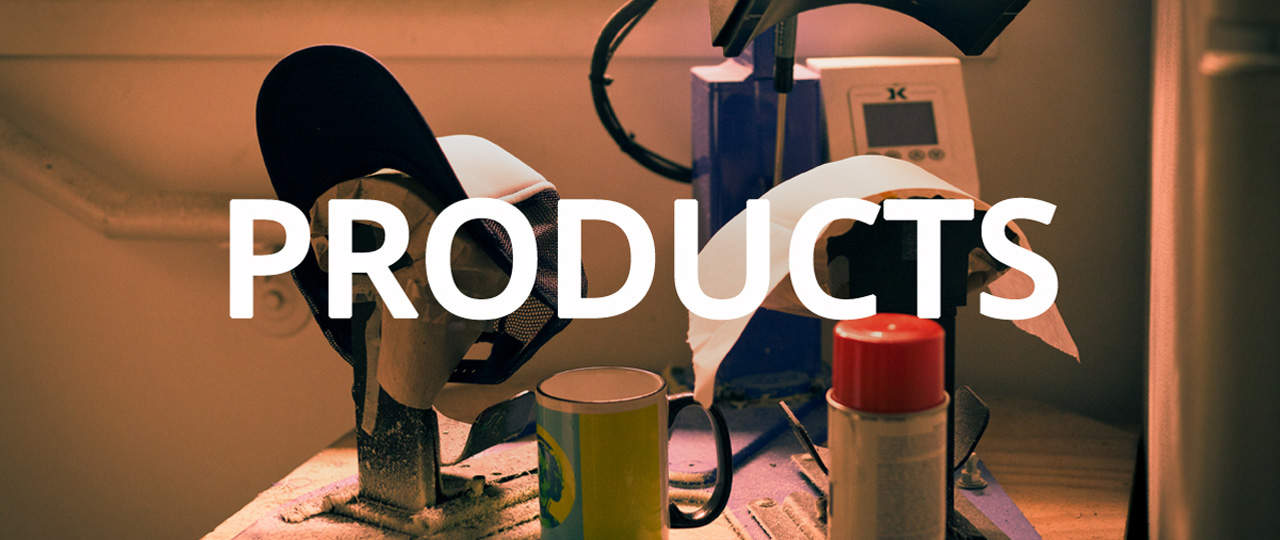 Dye-Sub Product Printing Services