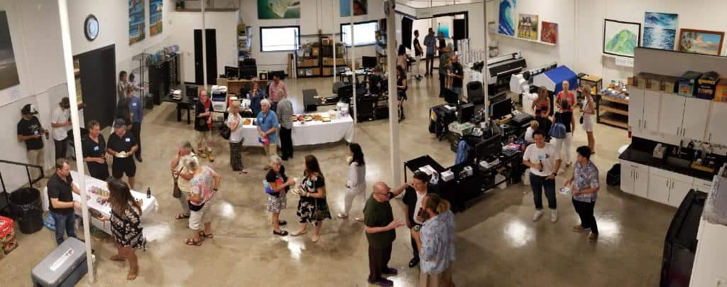 Chromaco's First Annual Open House