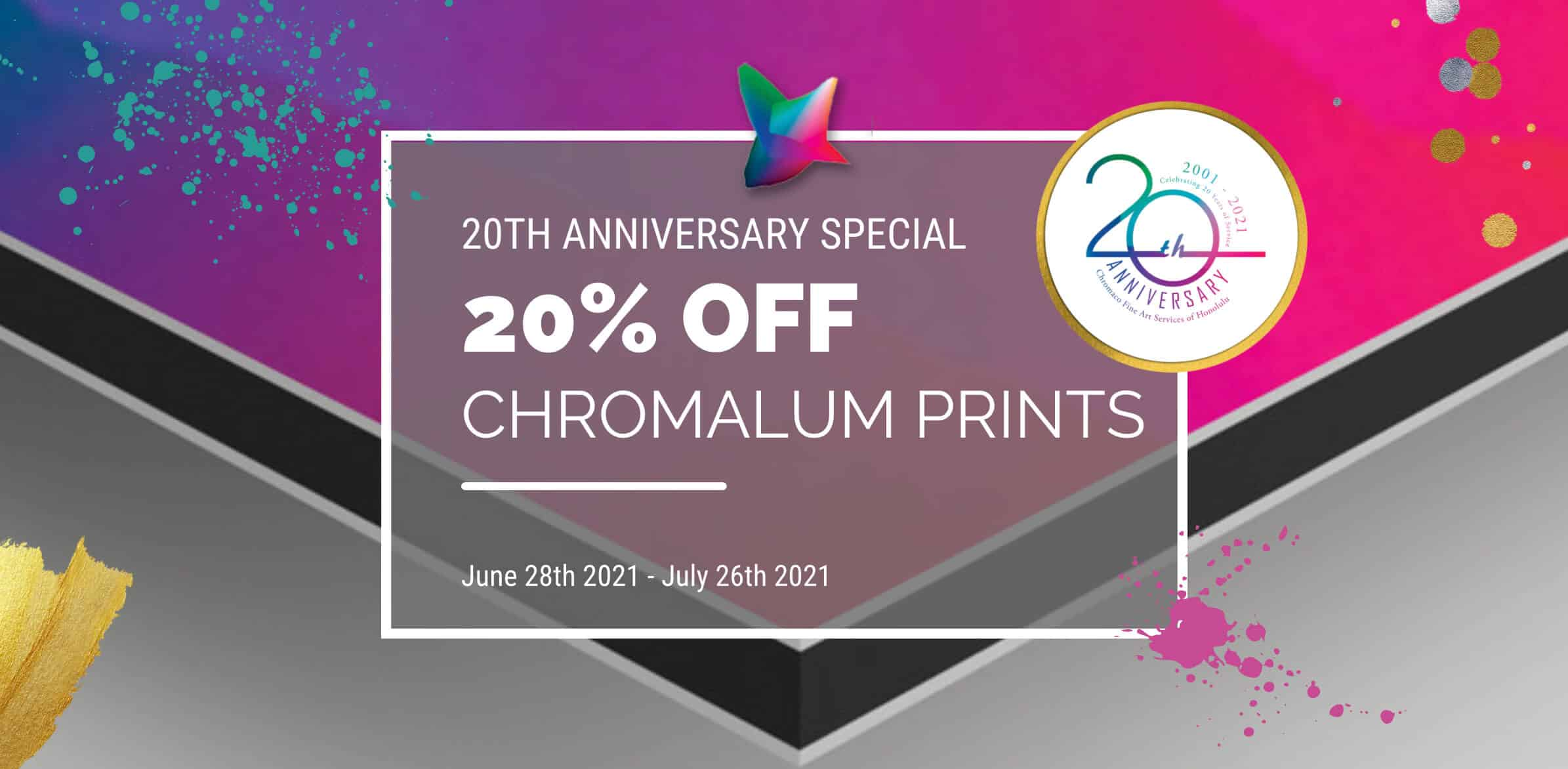 Chromalum Special Small Graphic